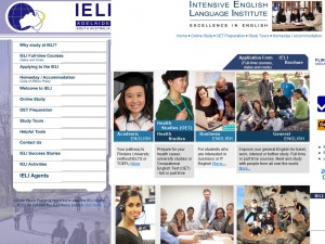IELI – Intensive English Language Institute