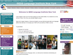 GEOS Language Institute
