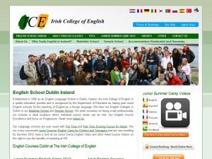 ICE – Irish College of English