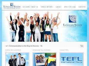 Language System College