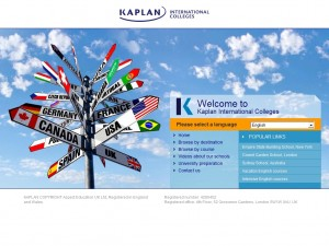 Kaplan International Colleges Inghilterra