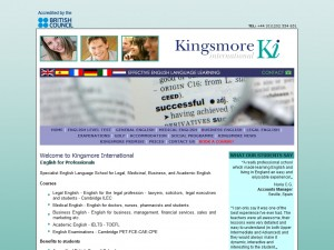 Kingsmore International