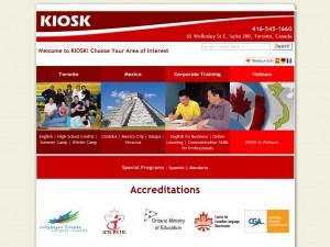 Kiosk School of English