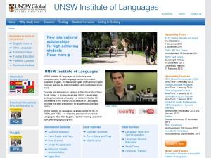 UNSW Institute of Languages