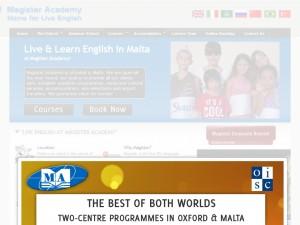 MA – Magister Academy