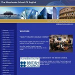 Manchester School of English
