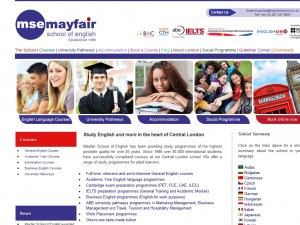 Mayfair School of English