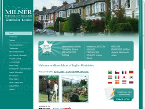 Milner School of English