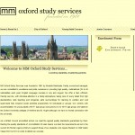 MM Oxford Study Services Ltd