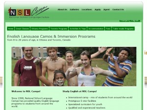 NSL Camps – National School Language Camps