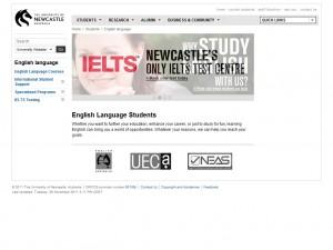 University of Newcastle Language Centre