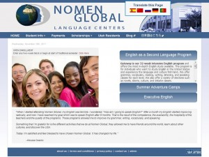Nomen Global Language Centers