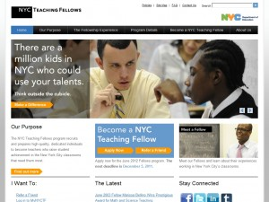 NYC Teaching Fellows