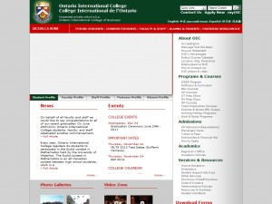 Ontario International College