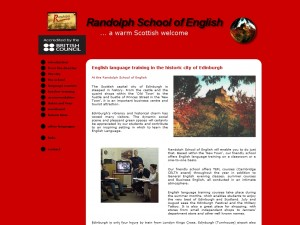 Randolph School of English