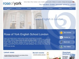 Rose of York Language School Ltd