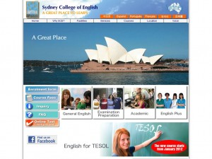 Sydney College of English
