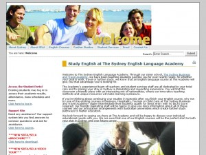 Sydney English Language Academy
