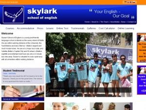 Skylark School of English