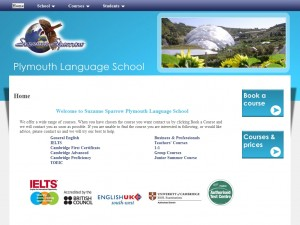 Suzanne Sparrow (Plymouth) Language School Ltd