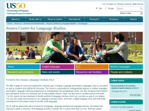 Sussex Language Institute (University of Sussex)