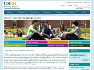 Sussex Language Institute (University of Sussex)