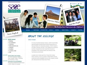 SACE Tasmanian College of English