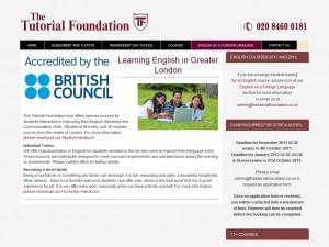 The Tutorial Foundation