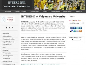 Interlink Language Center Valparaiso