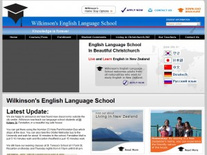 Wilkinson's English Language School