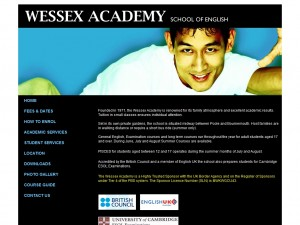 Wessex Academy School of English