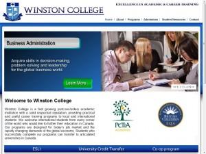 Winston College